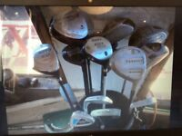 Golf Graphyte clubs for sale