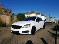 Mercedes-Benz A-Class AMG automatic paddle shift panoramic roof huge spec