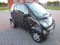 SMART FORTWO MERCEDES BADGED CAR