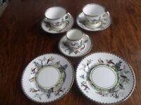 New Royal Stafford teas set for two