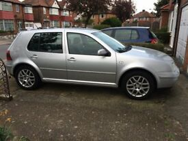 VW Golf Mk4 2.3 V5 (2003 52 Reg Plate) - only 44k Miles (In Excellent Condition)