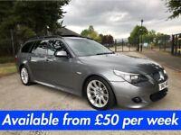 BMW 520D (530D 330D 320D A4 Estate Toruing) £50 per week