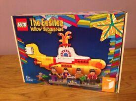 Lego The Beatles Yellow Submarine