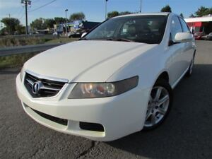 2004 Acura TSX A/C CRUISE CUIR TOIT OUVRANT!!!