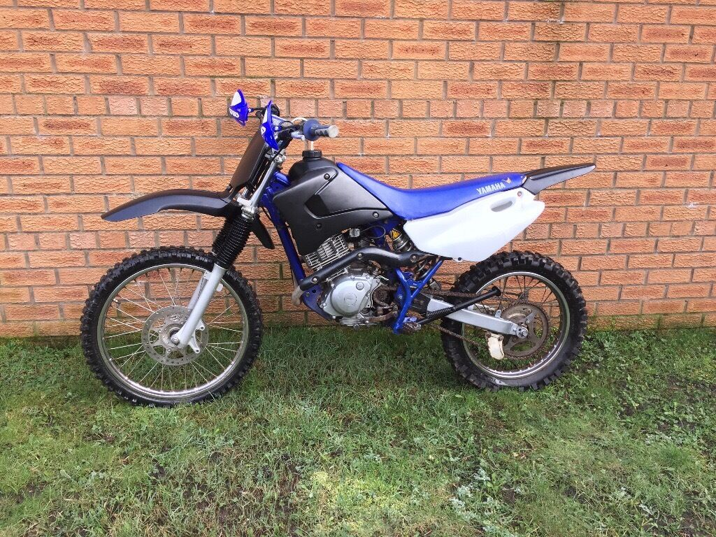 2008 Yamaha TTR125 motorcross bike / ttr 125 dirt bike yz yzf cr crf ...