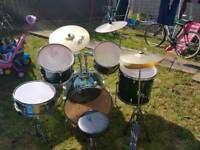 Full professional drum kit