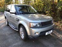 Stunning Range Rover Sport HSE