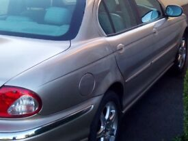 Jaguar X Type SE 2Litre automatic saloon excellent condition well worth seeing