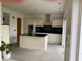 Bespoke Kitchen with Granite Worktops and Appluances