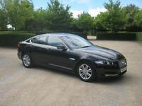 Jaguar XF D LUXURY 2012 (black) 2012