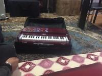 Musical instrument Harmonium