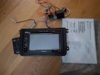 Pioneer AVH-X3600DAB touch screen double din car stereo