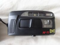 Assorted Camera Equipment - Digital and Instamatic