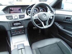 Mercedes-Benz E Class E220 CDI AMG SPORT (silver) 2014-06-27