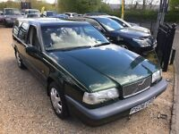 1997 VOLVO 850 SE 2.5 5DR ESTATE GREEN TIDY EXAMPLE