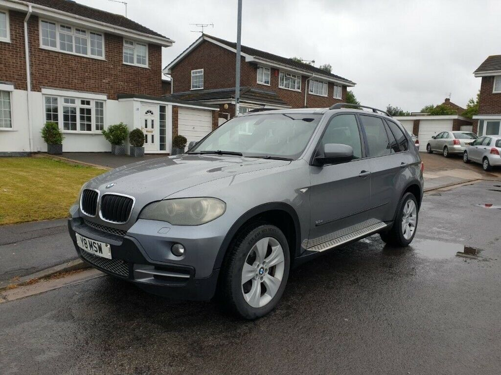Bmw X5 Se 7 Seater 3 0d Auto High Spec 2 Keys Mot Dec 2019 Good Cond 07838073155 In Bristol Gumtree
