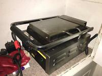 Buffalo clamp grill