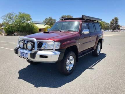2005 Nissan Patrol SUV Diesel 3.0L Wagon $117 per Week Maddington Gosnells Area Preview