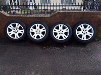 "Range Rover Sport/ VW Transporter Alloys and Tyres 19"""