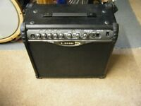 Guitar amp Line 6 Spider 2 power 30 watts Celestion speaker