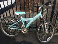 "Raleigh Diva 24"" alloy girls mountain bike"
