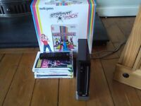 Nintendo Wii with games £40 ono