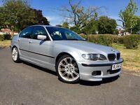 2004 BMW 3 Series 3.0 330i Sport 4dr LONG MOT