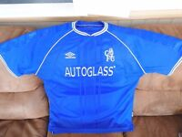 For Sale - Chelsea FC football shirt , size XL