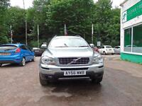 VOLVO XC90 2.4 D5 SE +++SATNAV+++OUTSTANDING SERVICE HISTORY+++Timing Belt Done (silver) 2006