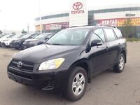 2011 Toyota RAV4 AWD with 4 NEW tires, 1 OWNER, CERTIFIED