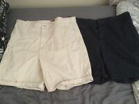 "Tommy Hilfiger Shorts (PRICE REDUCED) waist size 38"" XXL MENS X 2"