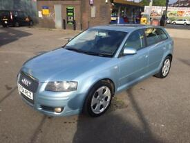 "^^^""AUDI,A3,TDI,1.9cc,SPORT,DIESEL,6 SPEED MANUAL,2005,5DR,HATCHBACK,BLUE,2 OWNERS""""^^^"