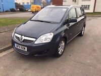 Uber Ready PCO Car/Minicab For Sale,2011 Vauxhall Zafira 1.7 Diesel 7 Seater Pco Car/Minicab 4 Sale