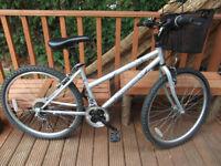 Ladies Terrain Ridge mountain bike