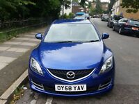 Drive well 58 reg mazda 6 diesel quick sale
