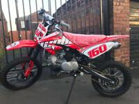 Welsh 160cc pitbike crf70 big wheel
