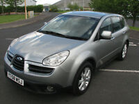 2008 58 subaru tribeca b9a, rare car great for the winter months