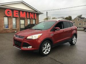 2015 Ford Escape Titanium 4x4 Camera Remote Start Bluetooth
