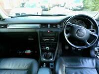 Audi a.6 diesel pw.160 2004 full mot