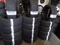 """**CHEAP 16"""" BRAND NEW WINTER TYRES £40 EACH SUPP & FITTED OR £150 SET OF 4 ** TEXT SIZE (opn 6pm)"""