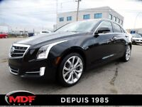 2014 Cadillac ATS 2.0L Turbo AWD Groupe Performance et Driver As
