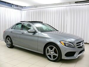 2015 Mercedes-Benz C-Class LET THIS CAR FUEL YOUR SOUL!! C400 4-
