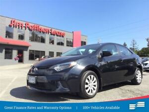 2015 Toyota Corolla LE, local/no accidents