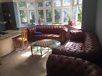 Large 4 Bed flat to rent opp Beach 5 mins town centre Coop fully furnished Busses off street parking