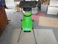Garden Shredder 240V German manufacture