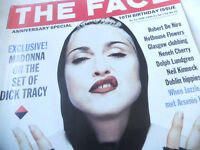 The Face Magazine – Madonna – Dick Track - June 1990