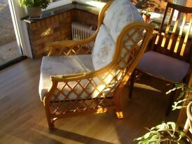 Pine Conservatory Chair