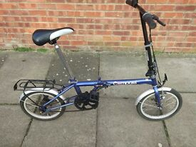 Compass Folding Bike