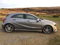 Mercedes-Benz A Class AMG Line Premium Plus