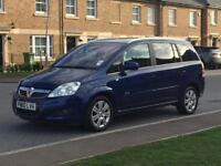 Vauxhall Zafira Elite 1.7 Cdti Ecoflex Top Range Model 90K Mile 1 Prev Owner F.S.H New 1 Year Mot